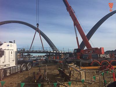 220 Tonne Load - Crane Hire Perth