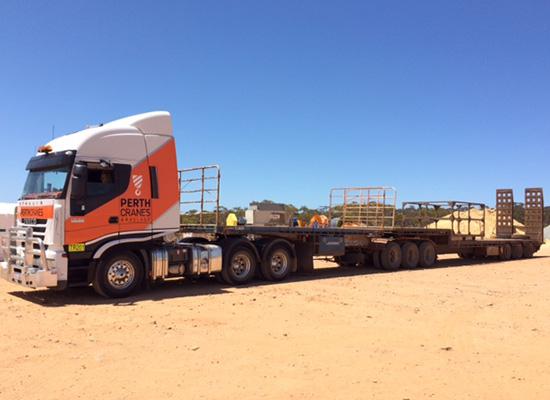 Perth Transport & Heavy Haulage