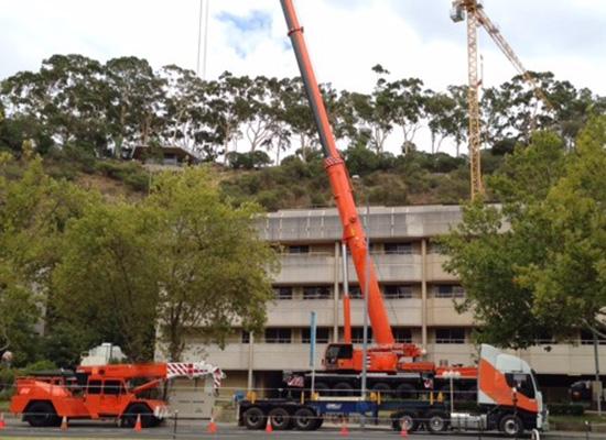 Perth Cranes & Haulage