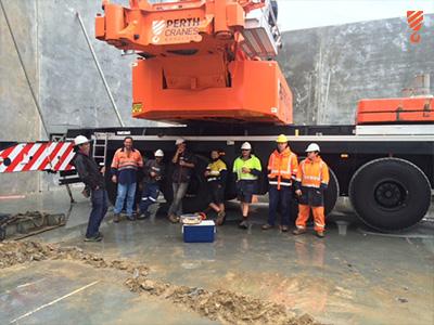 Safety Crane Hire Perth